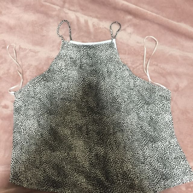 Dotted Cami Size S