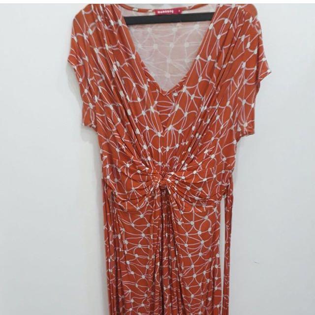 Dress Ibu Hamil Menyusui Mamaway