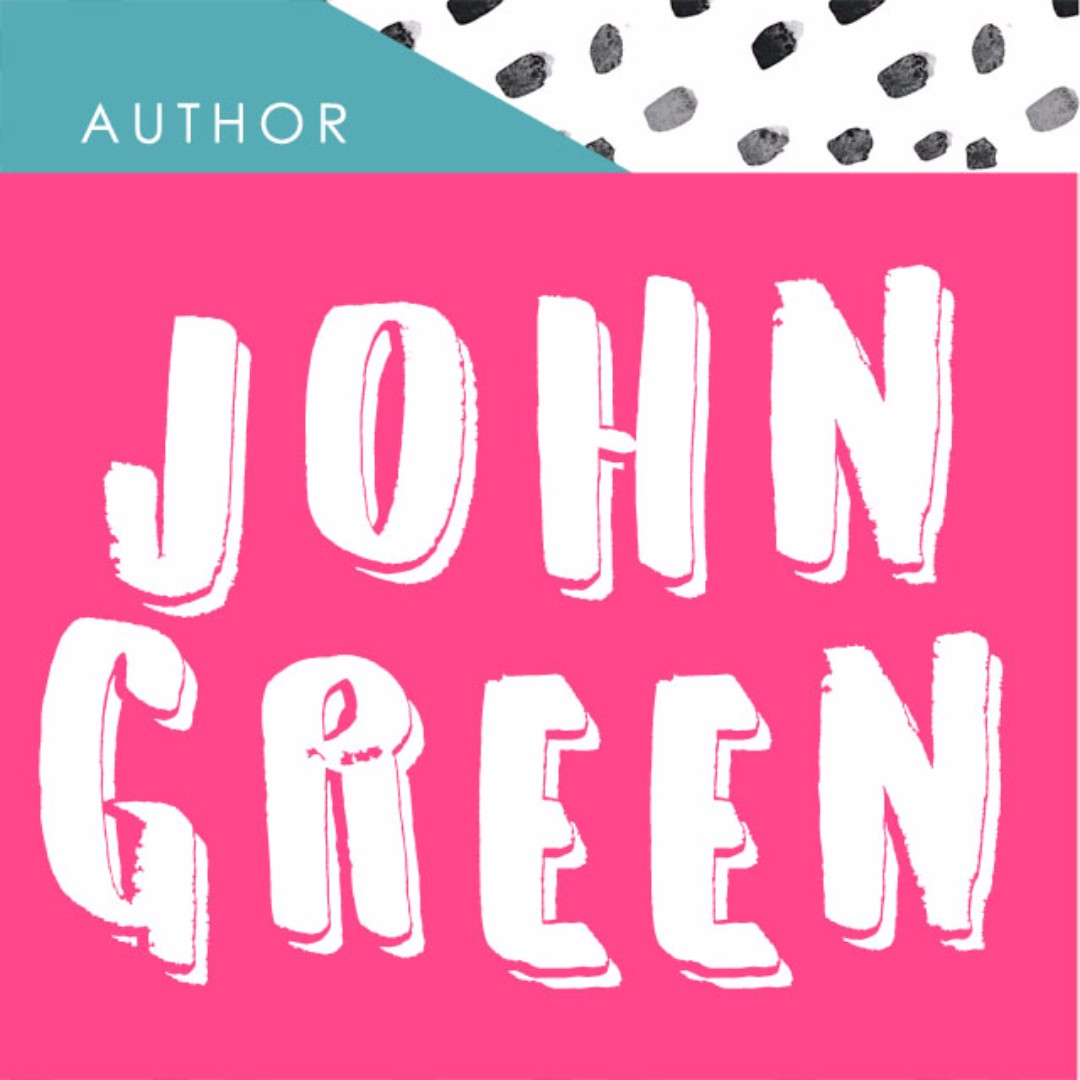 Ebook Bundle: JOHN GREEN (8 Books)