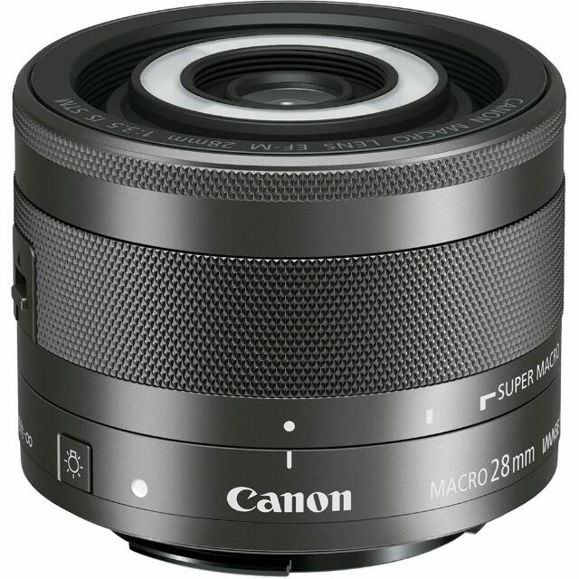 EF-M 28 IS STM Macro Lens (Canon)