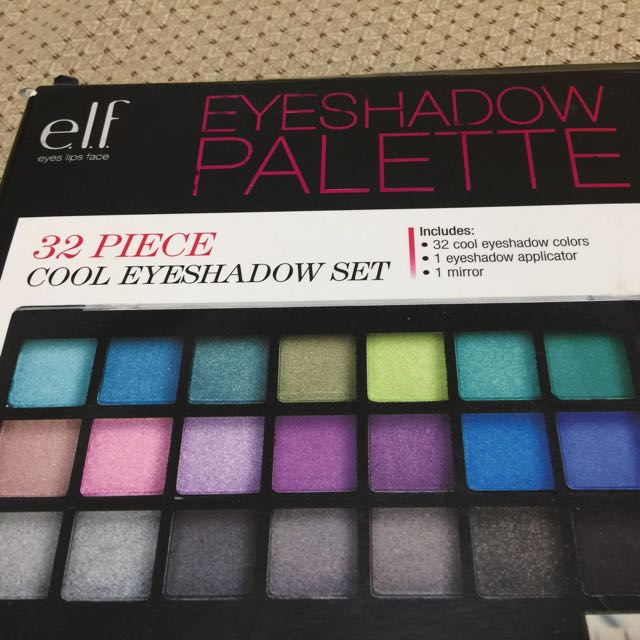 ELF 32 Eyeshadow Palette