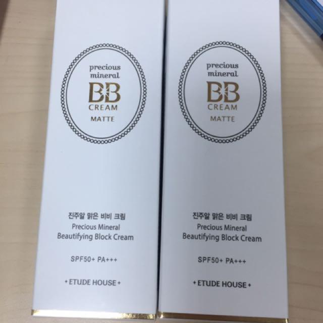Etude house Precious Mineral Matte BB Cream