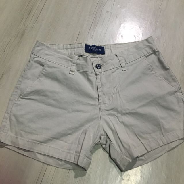 5adea778f4 Folded And Hung Chino Shorts, Women's Fashion, Clothes on Carousell