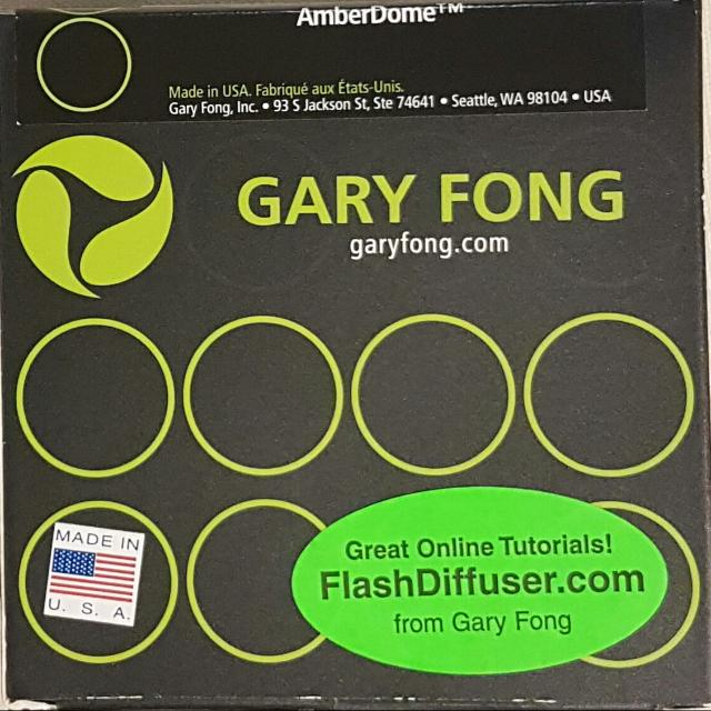 Gary Fong (pick up only)