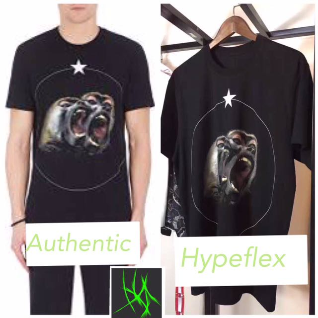 dd7cfb4b Givenchy Monkey Brothers Tee, Men's Fashion, Clothes on Carousell