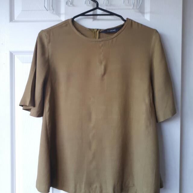Glassons- Fawn Vintage Flare Top