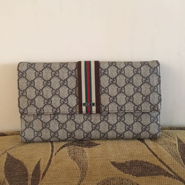 GUCCI WALLET CLUTCH GOOD QUALITY