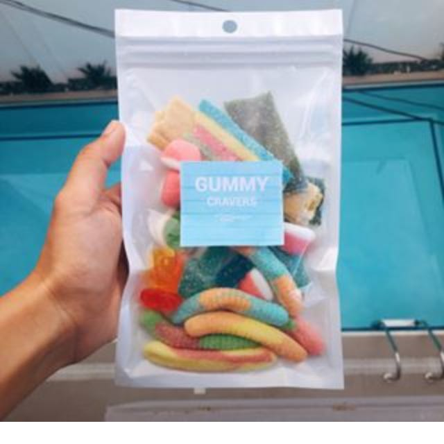 Gummy Travel Pack