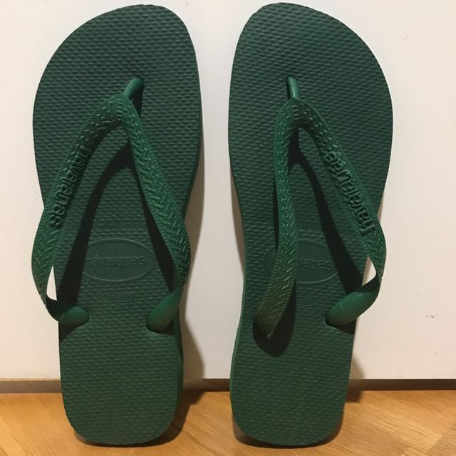 Havaianas Green Classic Flip flops