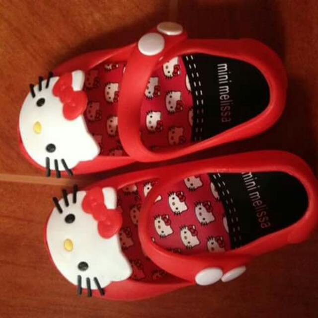 Hello Kitty Sandals For Baby Girl