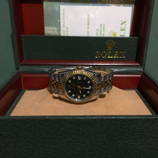 High-quality Rolex replica with box