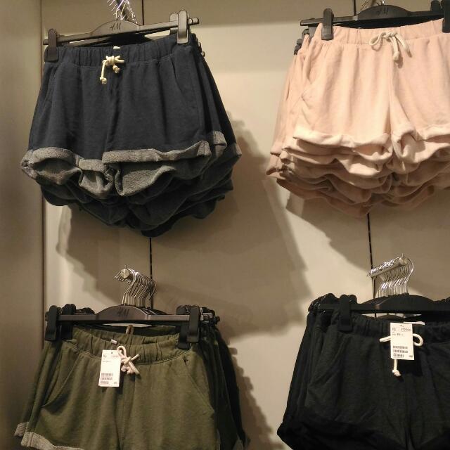 H&M Short Celana Pendek Original