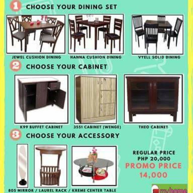 HOME FURNITURE PACKAGE