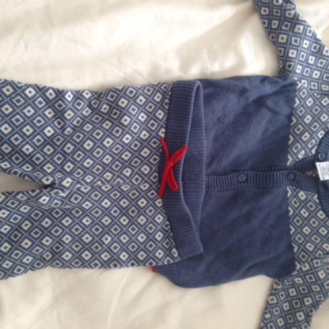 Jacket And Pant Set
