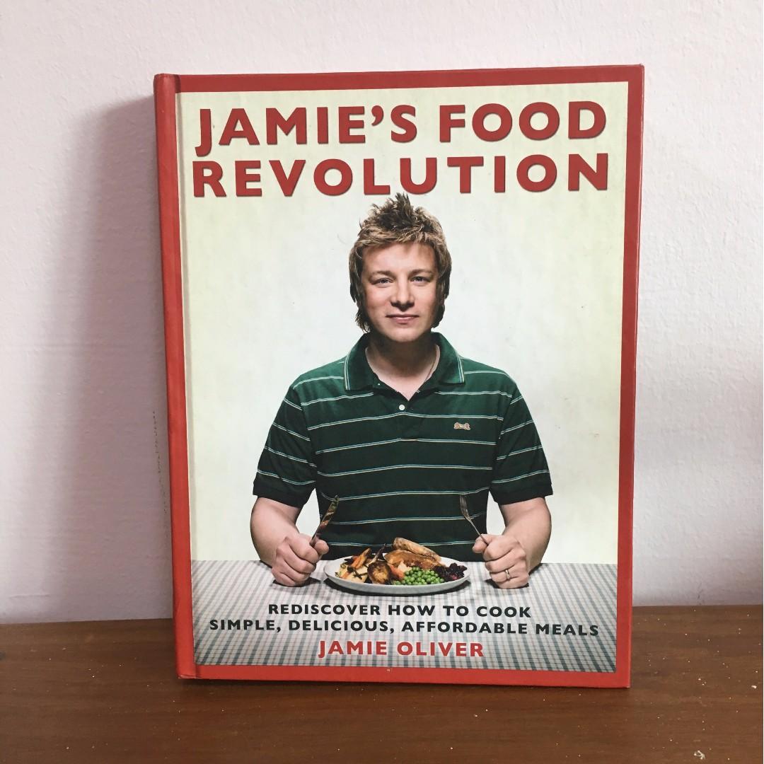 Jamie's Food Revolution by Jamie Oliver