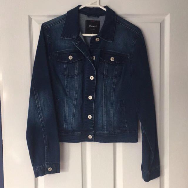 Jeanswest Stretch Denim Jacket 12