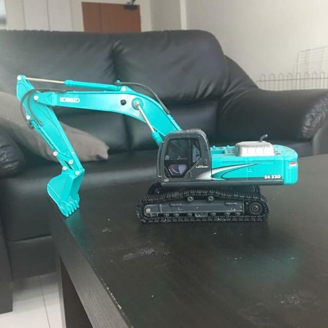 Kobelco Excavator Sk330