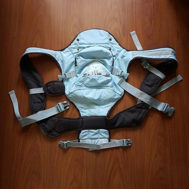 Korean Baby Carrier - Front Facing