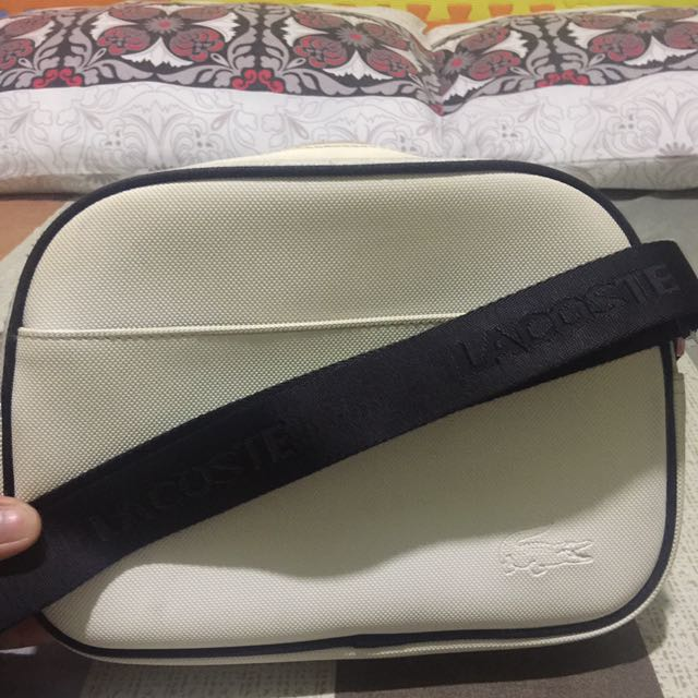 Lacoste Shoulder/Crossbody Bag