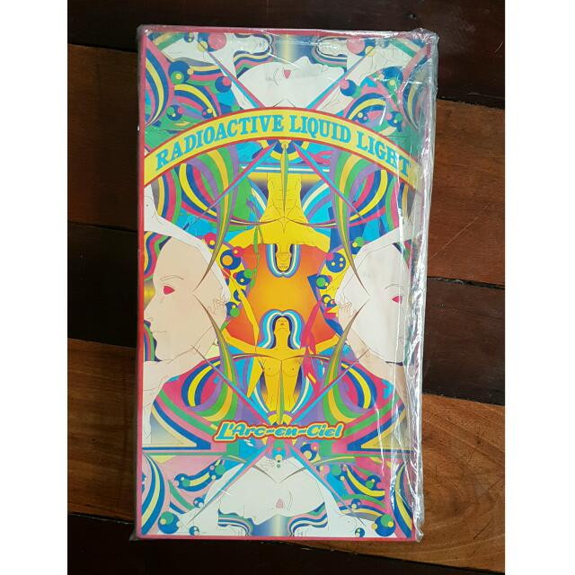 L'Arc~en~Ciel Radioactive Liquid Light Original Photobook 1999