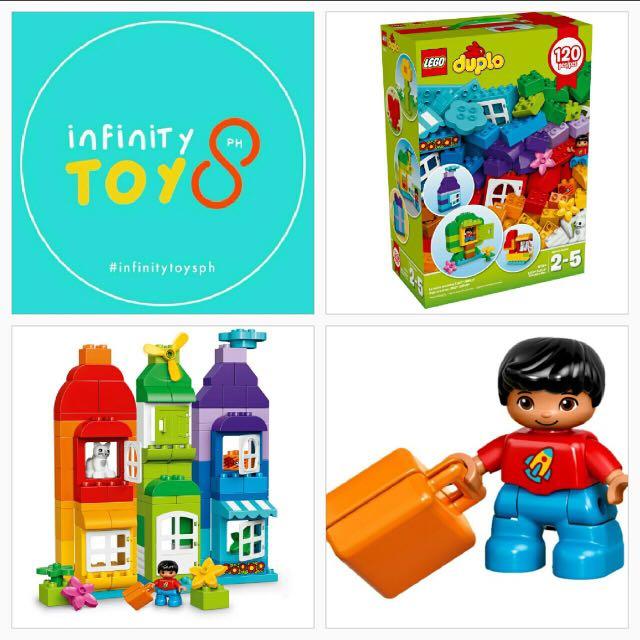 10% OFF!! LEGO Duplo Creative Box 10854