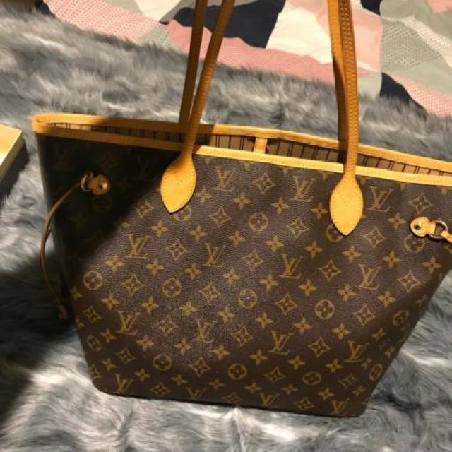 Louis Vuttion Neverfull