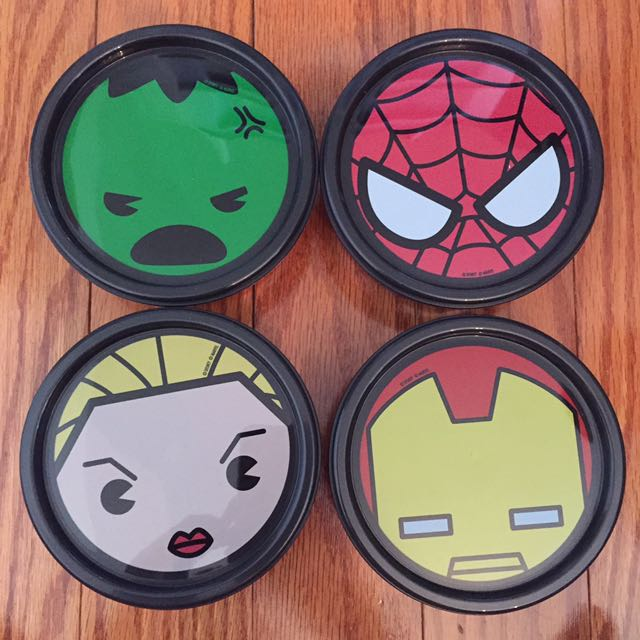 Marvel Containers