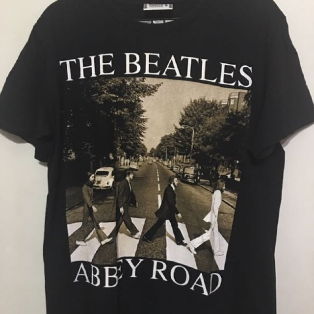 Men's Beatles Shirt