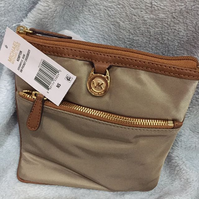 Michael Kors Kempton SM Pocket Cross body