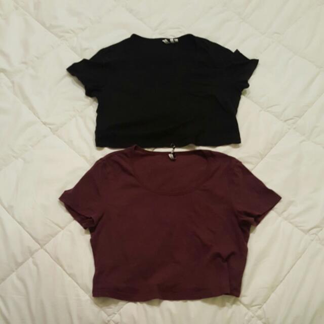 Mid Shirts Small
