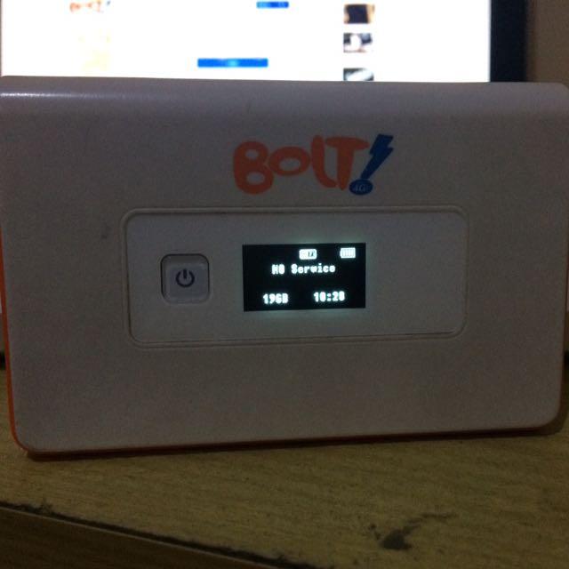 Modem Bolt 4G LTE Mov1Max a.k.a Orion