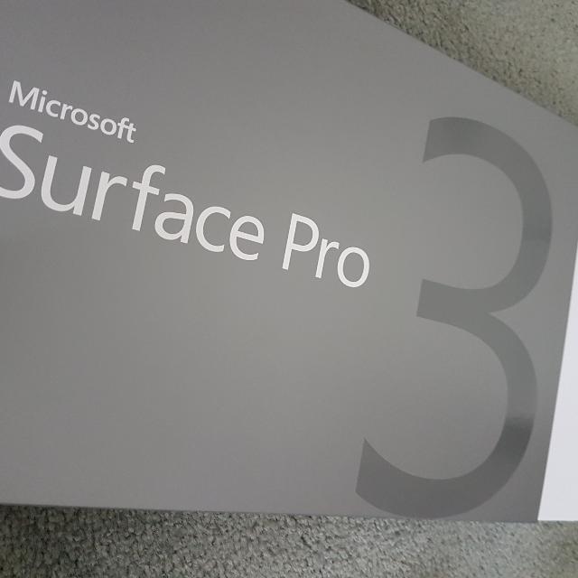 Ms Surface Pro 3 I7 512gb