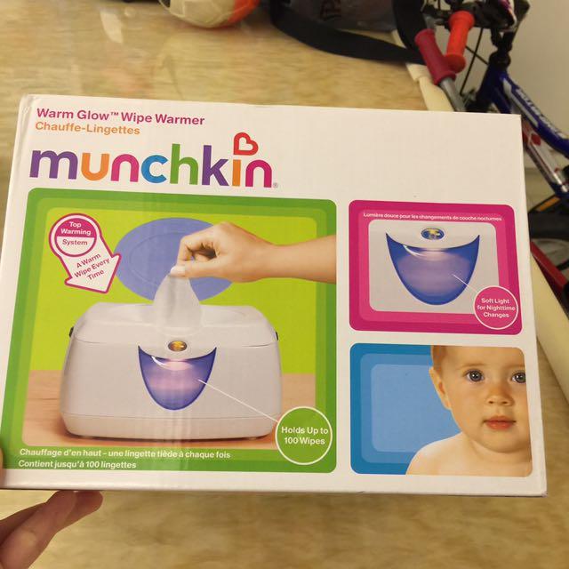 munchkin濕巾加熱器