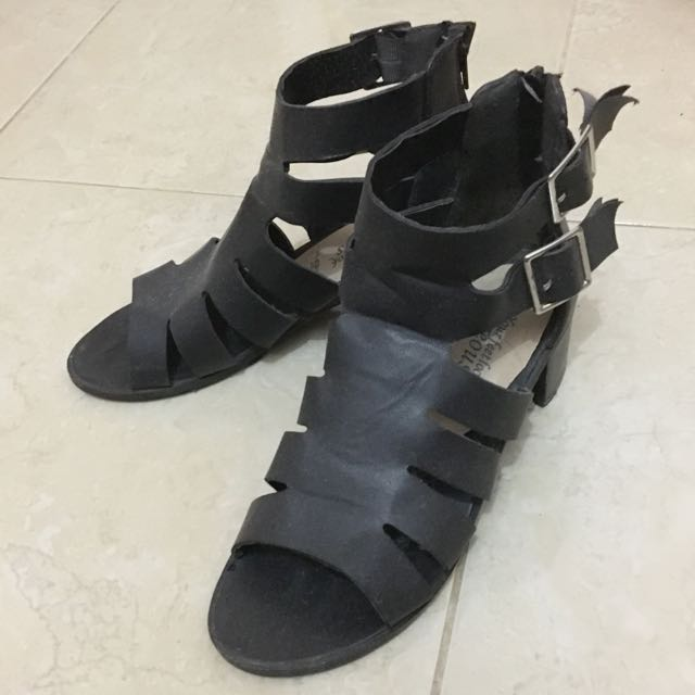 New Look Gladiator Heels