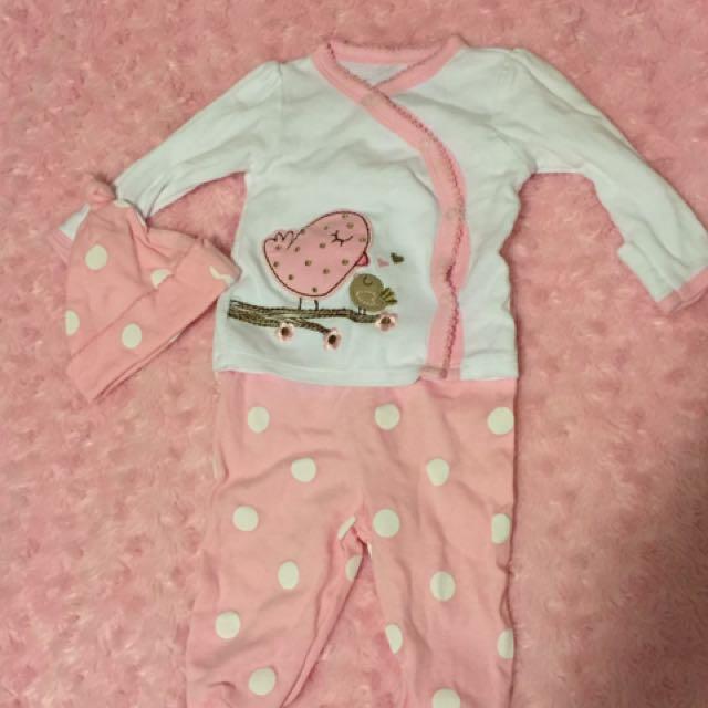 Newborn Outfit