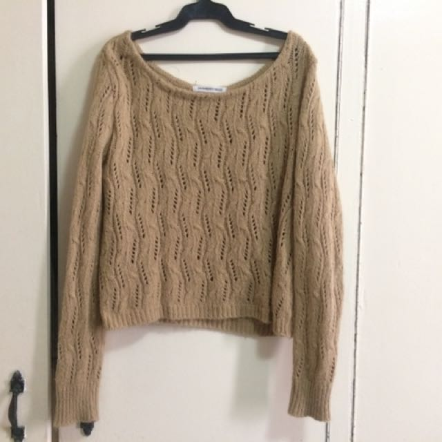 Nice Knitted Blouse