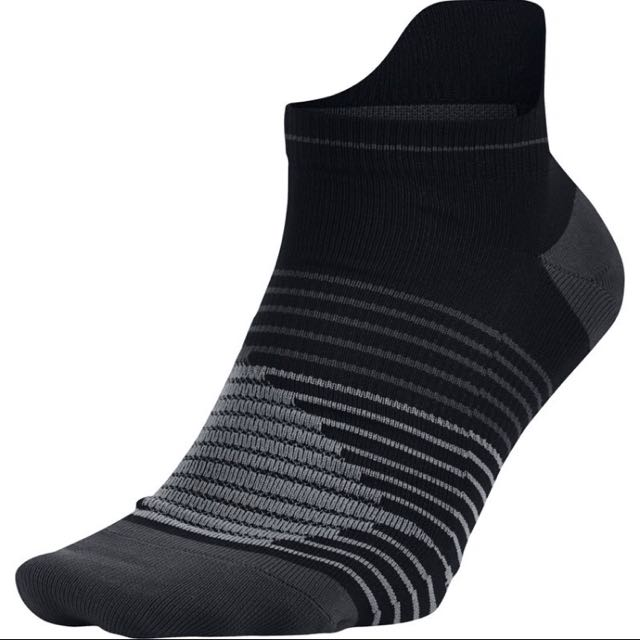 c2e0f0a9 Nike Elite Lightweight No-Show Tab Running Socks, Sports, Sports ...