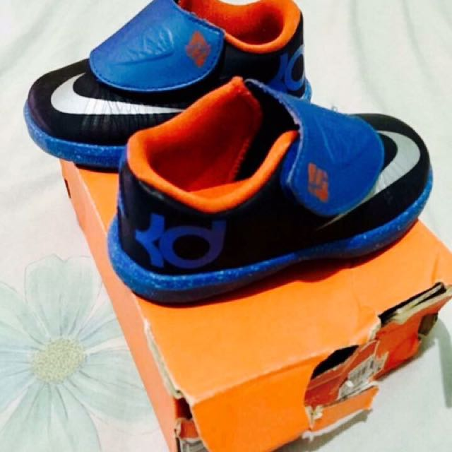 Nike KD VI TD shoes For Toddler Kids