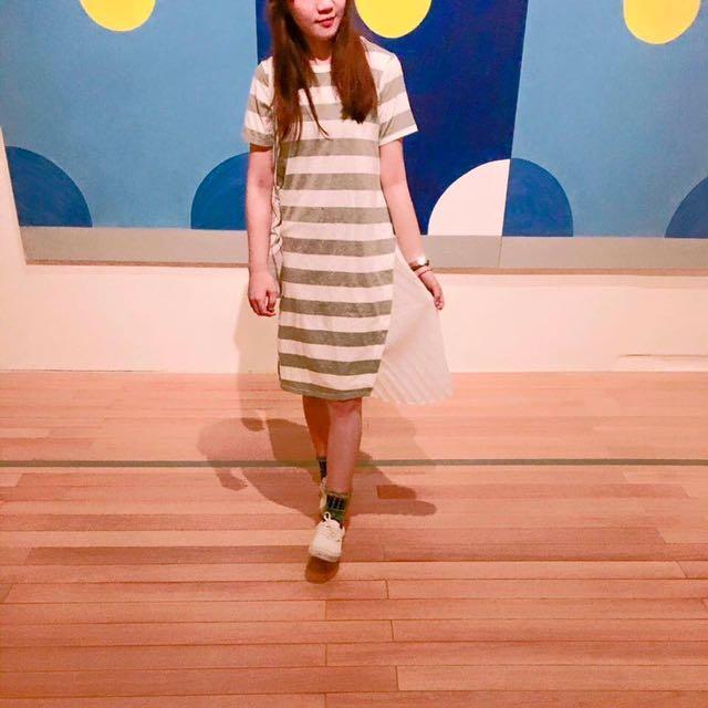 Nitt 條紋洋裝