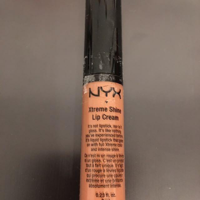 NYX Lip Cream (XL C08 Skin Tone)