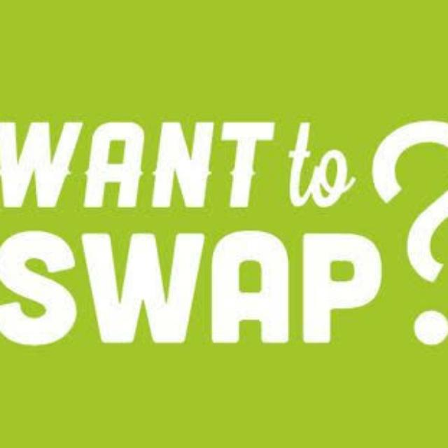 Open To Swapping