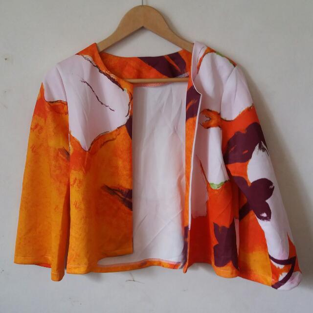 Orange Bolero