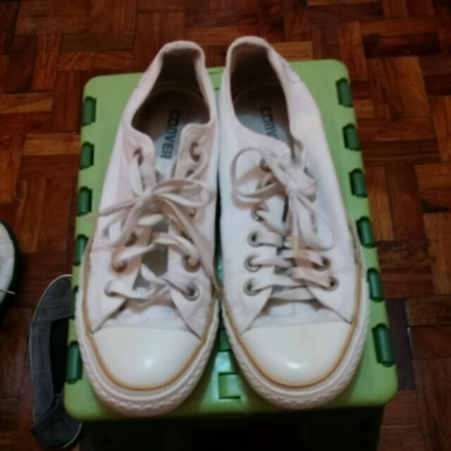 Original Converse Low Cut
