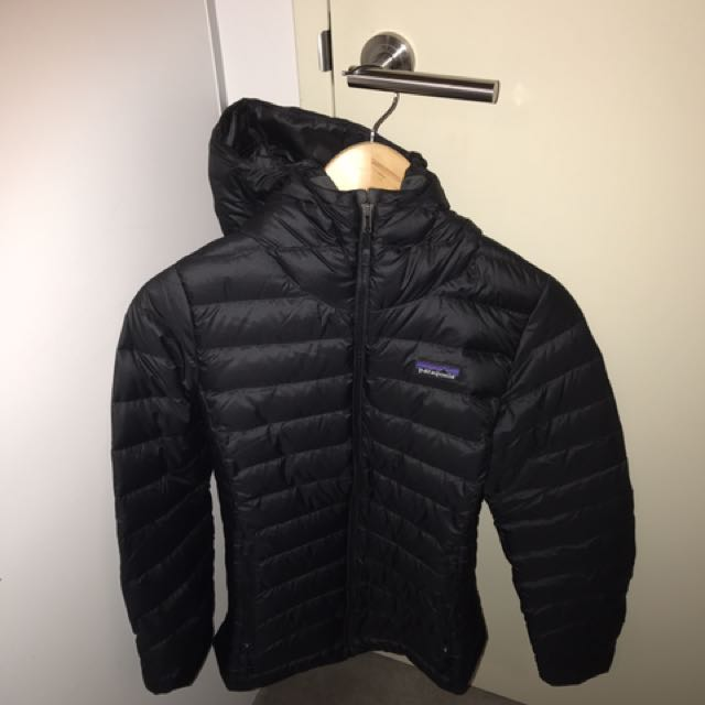 Patagonia Down Sweater Hoody Size Small