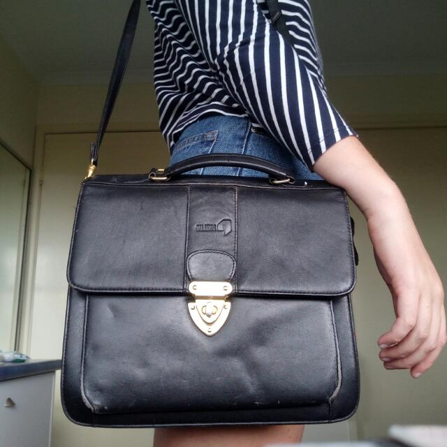 Pineland Leather Bag