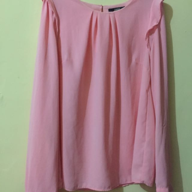 Pink Blouse - Oasis