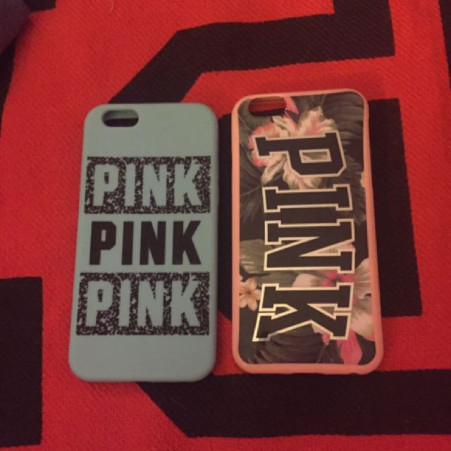 PINK iPhone 6 Cases