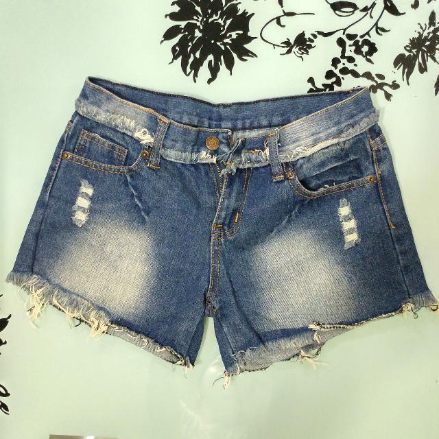Pirate denim shorts ❤