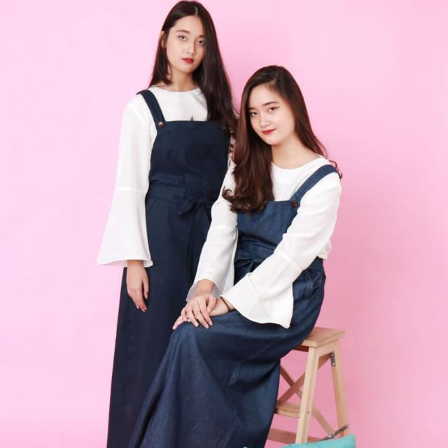 Playful Overall Cotton / Denim