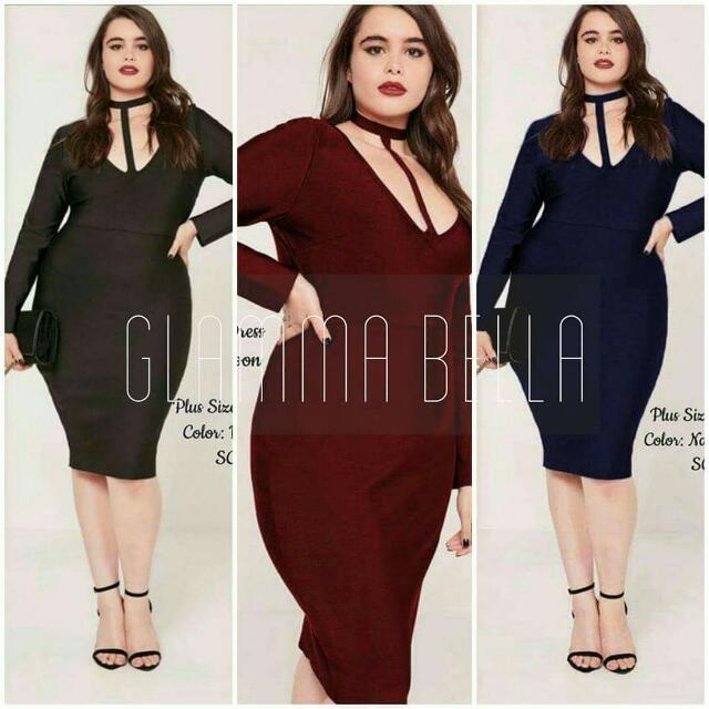 Plus Size Bodycon ♥